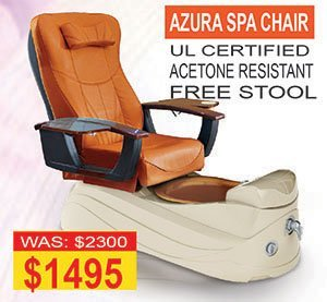 Azura Pedicure Chair On Sale