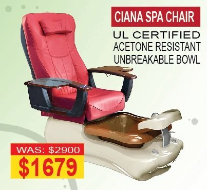 ciana spa chair on sale