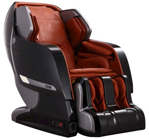 the chair gives all of you the components you could need in a back massage any massage chair that is over will give you a good back massage