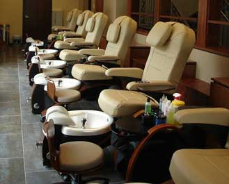 good quality spa pedicure chairs