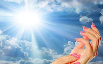 sunlight can be harmful to your nails