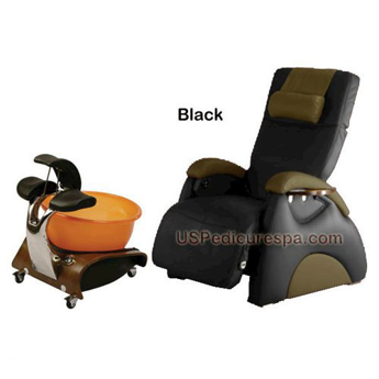 Picture of EZ Back Zero Gravity Chair With Mini Lavender