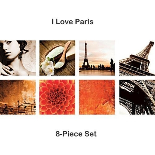 Picture of Picture Canvas I Love Paris