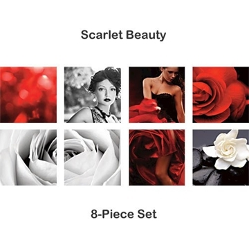 Picture of Picture Canvas Scarlet Beauty