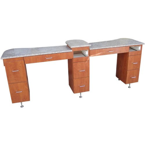 Picture of Manicure Table Double MT-19