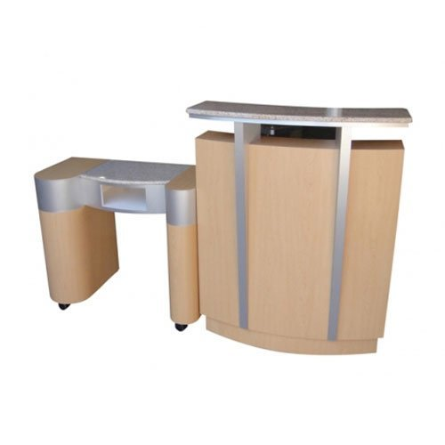 Picture of Manicure Table With Reception MT-40L