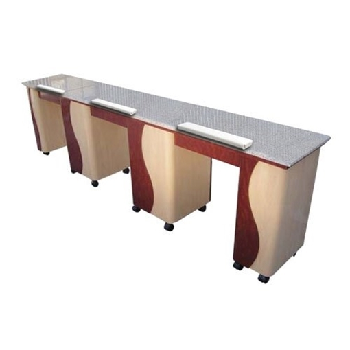 Picture of Manicure Table MT-25 Triple
