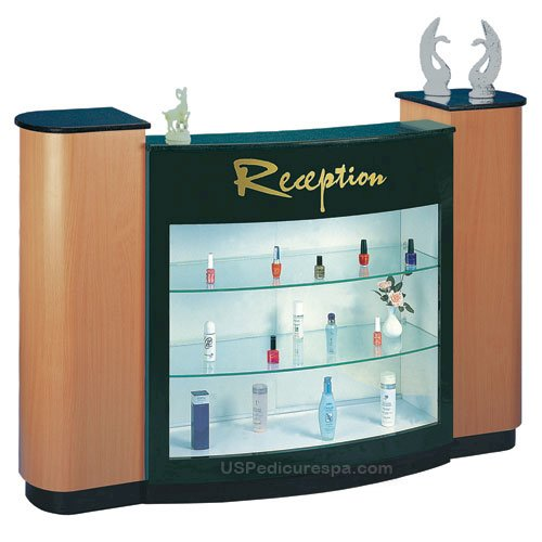 Picture of Iris B Reception Counter