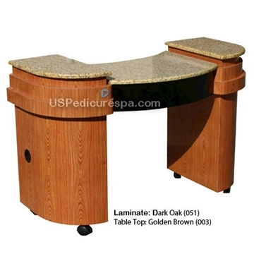 Picture of Manicure Table Bella