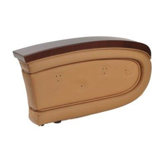Picture of 9640 Armrest Dark Wood (sold in pairs)