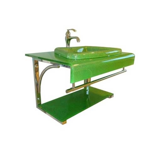 Picture of Glass Vanity