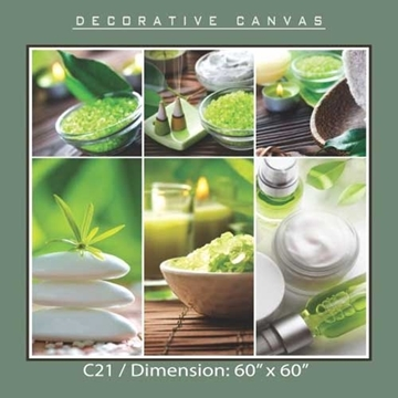 Picture of Decorative Canvas C21