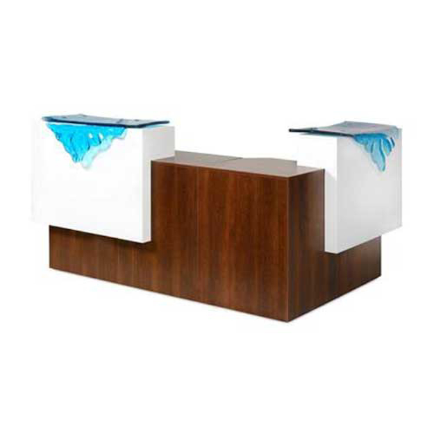 Picture of Reception Desk Paris L