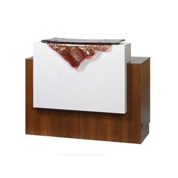 Picture of Reception Desk Paris 46 Inch