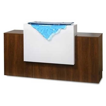Picture of Reception Desk Paris 69 Inch