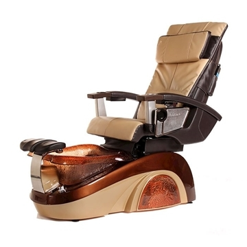 Picture of T300 Gold Pedicure Chair