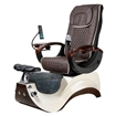 Picture of Alden Crystal Pedicure Spa Chair