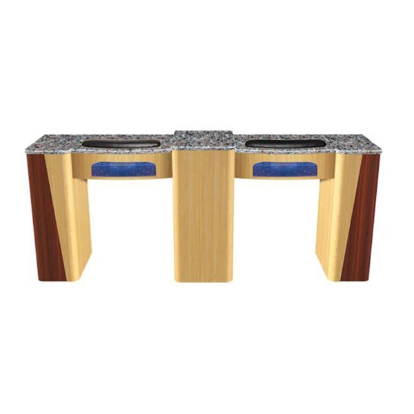 Picture of Double Nail Table VL-100