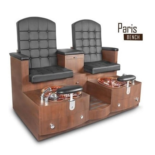 Picture of Paris Double Bench