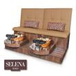 Picture of Selena Double Bench
