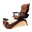 T812 spa chair with human touch t-138 massage cappuccino