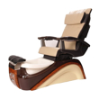 T812 spa chair with human touch t-138 massage cream color