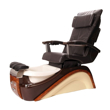 T812 spa chair with human touch t-138 massage Espresso