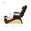 Dimensions of T-812 Pedicure Chair