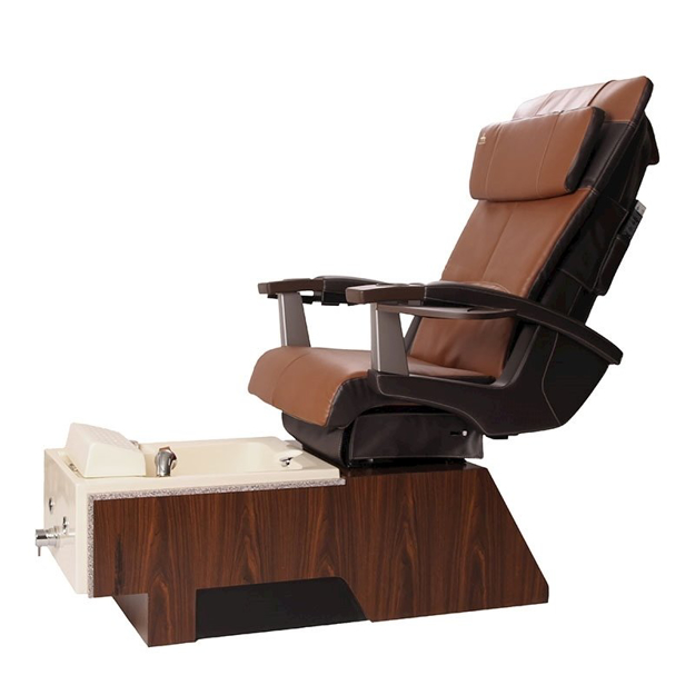 T-1001 Spa Chair With Cappuccino Human Touch Massage System