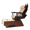 T-1001 Spa Chair With Cream Human Touch Massage System