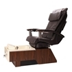 T-1001 Spa Chair With Espresso Human Touch Massage System