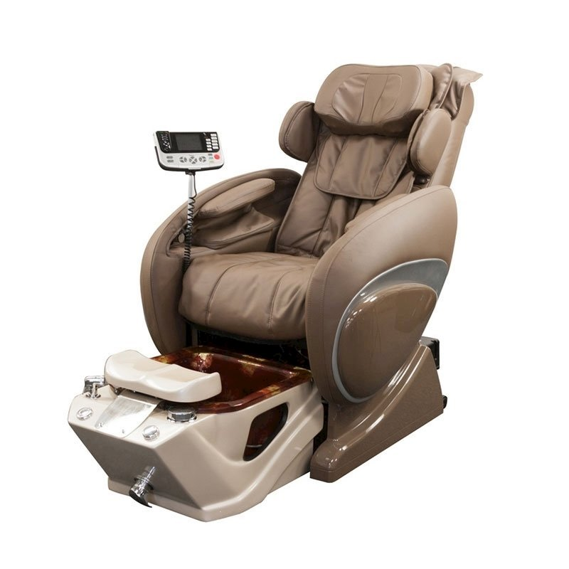 Fiori 8000 Spa Chair With 3D Full Body Massage Coffee