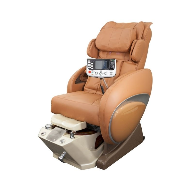 Fiori 8000 Spa Chair With 3D Full Body Massage Sliding Bowl