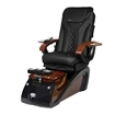 Alessi Spa Pedicure Chair Galaxy 1603 Black