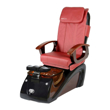 Alessi Spa Pedicure Chair Galaxy 1603 Red