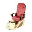 Alessi Spa Pedicure Chair Sand 5103 Red