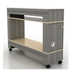 Alera Nail Table Dryer Station Side View