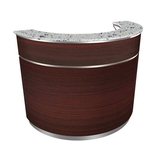 Avon Reception Desk Round