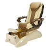 Florence EX Spa Chair Coastal Sand Base And 5112 Sand Cappuccino Top