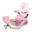 Pink Pixie Spa Pedicure Chair For Kid