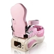 Pink Pixie Spa Pedicure Chair For Kid Back View
