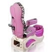 Super Star Kids Spa Pedicure Chair Back View