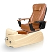 Azura Spa Pedicure Chair Cappuccino