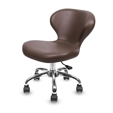 Classic Pedicure Stool Brown