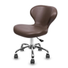 Classic Manicure Stool Brown