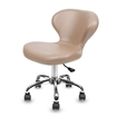 Classic Manicure Stool Cappuccino Taupe