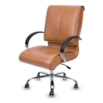 Cappuccino Classic customer chair
