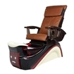 Golden Dream Spa Chair Cappuccino Human Touch Massage