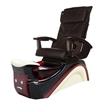 Golden Dream Spa Chair Espresso Human Touch Massage