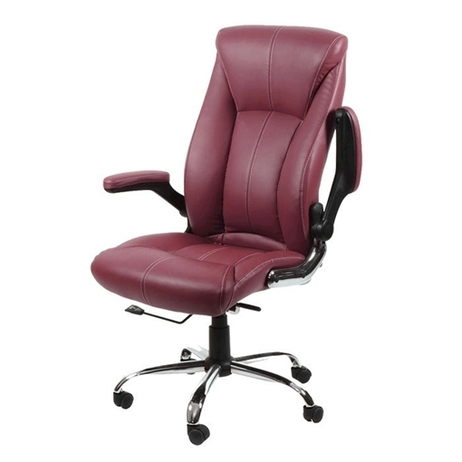 Avion Salon Guest Chair Burgundy